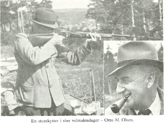 Norges mestvinnende medaljør i sommerOL sammenheng gjennom alle tider. Otto M. Olsen innkasserte hele 8 medaljer i Antwerpen 1920 og Paris 1924.