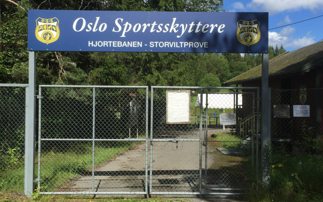 Reminder: NM Hjort 08. og 09. September, Arrangør: Oslo Sportsskyttere