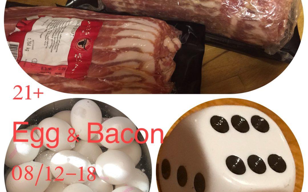 Gløgg + Egg & Bacon for både egne skyttere og gode naboer 08.12.2018