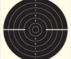 Reminder: Pistolbanen stengt under bane-NM 2.3 og 4. september.
