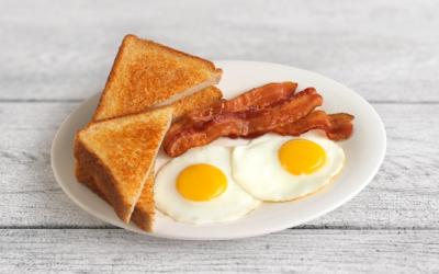 Reminder: Gratis Egg & Bacon lørdag 07.12.19