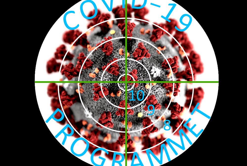 Resultatservice:  Covid-19 programmet (pr 05.01.21)