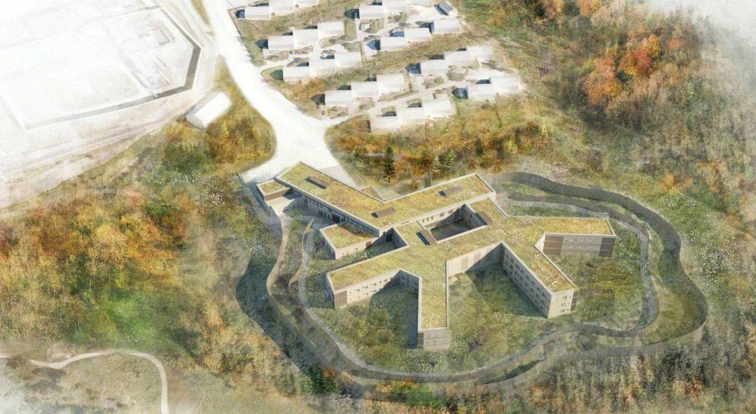Regjeringen har nå endelig bestemt plassering av ny regional sikkerhetsavdeling på Løvenskiold (ILA)