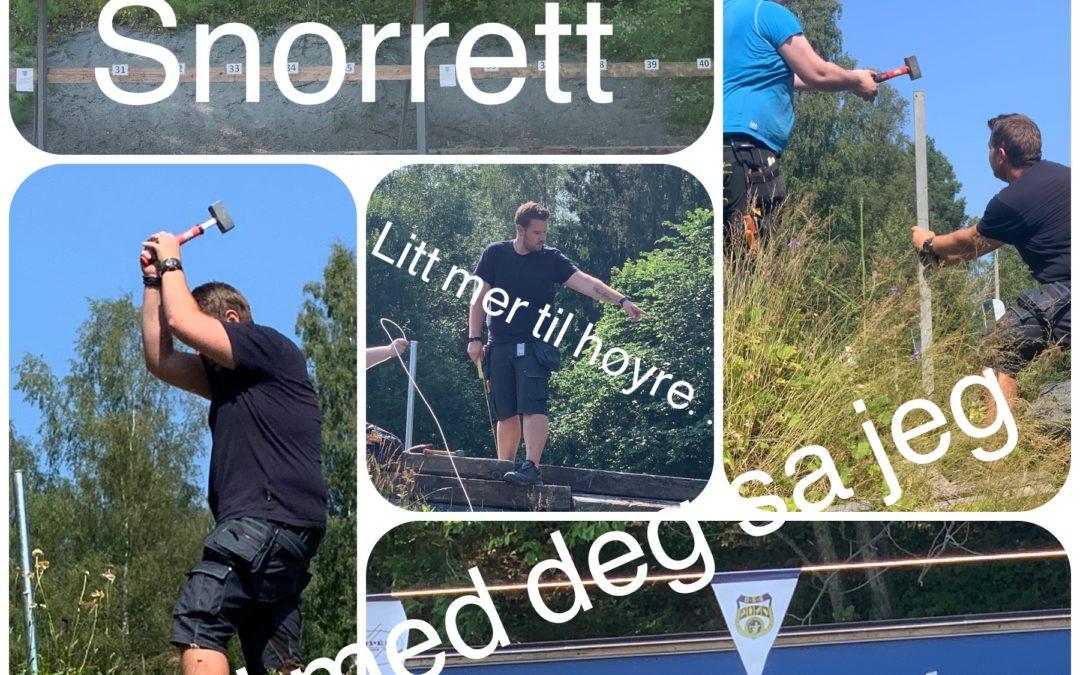 Snorrett